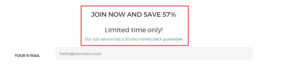 hidemyass discount code